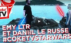VIDEO – Coca-Cola films Star Wars video in Dubrovnik