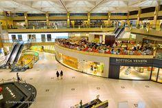 The Landmark shopping centre <3