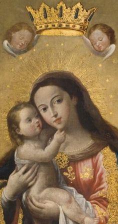 MADRE NUESTRA, MADRE DE DIOS
