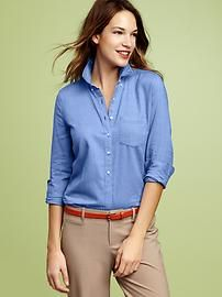 The Perfect Oxford Shirt. $49.95