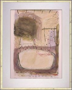 Love these abstracts by Danish artist Jette Segnitz. Print on paper. See more art on www.segnitz.dk