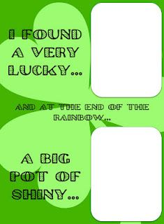 Silly St.Patrick's Day Artic fill-in-the-blank activity - more at @SublimeSpeech