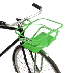Pop-Up Bike Basket