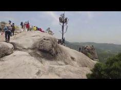 북한산 족두리봉 등산코스 korea mountain bukhansan