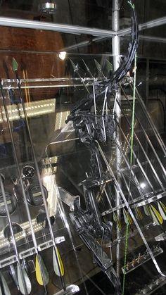 'Arrow' Season 2 bow