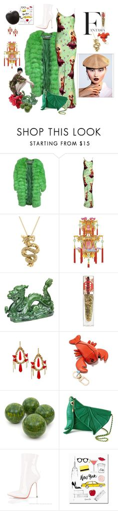 """China Town"" by juliabachmann ❤ liked on Polyvore featuring Christian Dior, John Galliano, Effy Jewelry, Teeez, jared, Tory Burch and Elisabeth Weinstock"