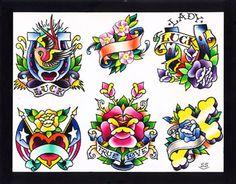 All About Art Tattoo Studio Flash Art. Upstairs 5 Good Street, Rangiora. 7400 03 310 6669 or 022 125 7761 allaboutartrangiora@outlook.com