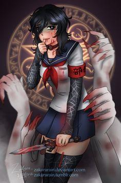 Occult Club President by ZakuraRain