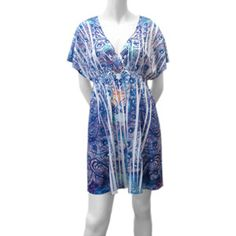 8ff13bf1a8c Catalina - Catalina Womens Plus-size Sublimation Sw - Walmart.com. Catalina  Womens Plus-Size Sublimation Swim Cover-Up