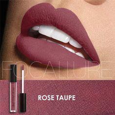 Waterproof Long-lasting Lip Gloss Pigment Matte Lipstick Liquid