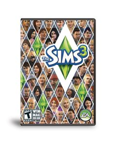 The Sims 3 base game...... the first building block.