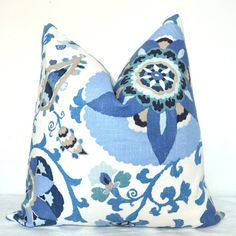 Pillow Cover  Throw Pillow  Sofa Pillow  Decorative by kyoozi, $49.00