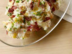 Mashed Potato Skins from FoodNetwork.com