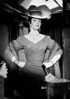 María Félix , 1955