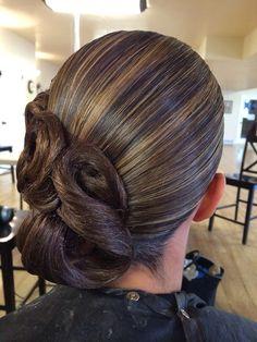 Ballroom Hair on Pinterest Dance Hair, Ballroom Dance Hair and ...