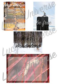 Printable photo cards for Pocket Pages Project life or