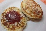 Recept Lívance bez droždí Pancakes, Muffin, Breakfast, Salads, Morning Coffee, Pancake, Muffins, Cupcakes, Crepes