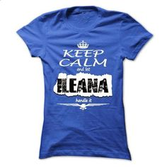 Keep Calm And Let ILEANA Handle It- T Shirt, Hoodie, Ho - #shirt hair #under armour hoodie. MORE INFO => https://www.sunfrog.com/Names/Keep-Calm-And-Let-ILEANA-Handle-It-T-Shirt-Hoodie-Hoodies-YearName-Birthday-Ladies.html?68278