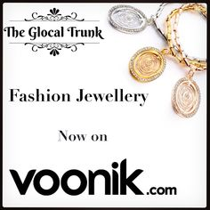 Hello Voonik 🌟 #theglocaltrunk now on #voonik #shoptillyoudrop #onlineshopping #fashionjewelry #vooniksale #onlinesale #onlinestore www.theglocaltrunk.com