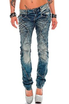 Damen Jeans Cipo & Baxx…