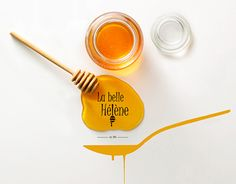 Honey   Logo & Packaging