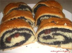 Nnn Czech Recipes, Russian Recipes, Ethnic Recipes, Bread And Pastries, Christmas Baking, Christmas Recipes, Hot Dog Buns, Sweet Recipes, Sushi