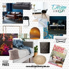 Our Sari Nivi Rug in Within The Pages - Home Beautful October 2015 - Interior Design Magazines | The Rug Establishment