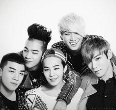 BigBang  ♡ #Kpop