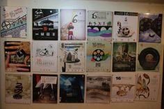Afiche.16º Festival de Cine. Valdivia, Chile. 2009 on Behance Photo Wall, Behance, Frame, Decor, Film Festival, Proposals, Picture Frame, Photograph, Decoration