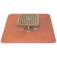 Adjustable to meet the final finished height of a tile deck surface this Thunderbird Products tile deck drain is a superior drain to many cheaper options. Don't compromise, use the best.