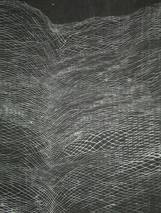"Saatchi Art Artist: Jean Alexander Frater; Acrylic 2013 Painting ""Vertical Horizon"""