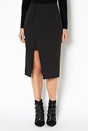 Split Front Pencil Skirt $149.95