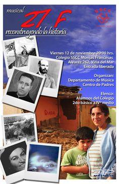 27-F Reconstruyendo la Historia. Marita Miranda y Carla Cáceres 2010