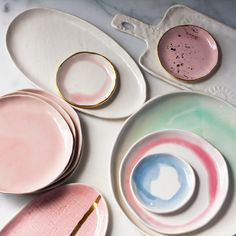 Suite One Studio - tableware design
