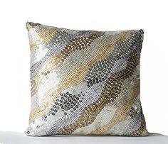 Amore Beaute Metallic Pillow Handcrafted Covers -White Si... http://www.amazon.com/dp/B00N6O3BXK/ref=cm_sw_r_pi_dp_RUuvxb0XYZBQZ