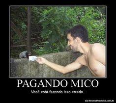 PAGANDO MICO