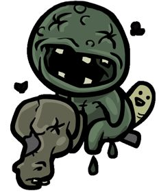 Pestilence. Featured in: The Binding of Isaac (Sept 28, 2011). The putrid Pestilence sits atop his rotted hobby-horse while he lobs globs of explosive barf at enemies. Even if decapitated he will continue to fight, disgorging swarms of flies, maggots and spiders. We don't see a lot of party invites in his future.