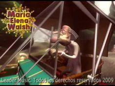 María Elena Walsh - El brujito de Gulubú