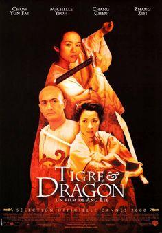 Michelle Yeoh et Chow Yun-Fat: deux très grands acteurs pour un très grand film! Ang Lee, toujours au sommet!