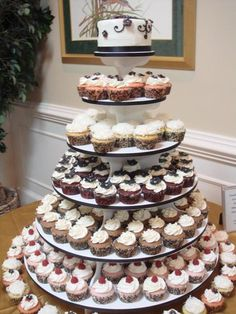 1000 Images About Cupcake Stand Ideas On Pinterest