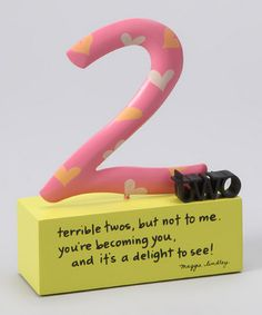 Celebrate a special birthday with this cheerful piece. Decorated with a modern sheet metal sculpture and a charming saying, it's a tasteful keepsake that will be treasured for years to come. W x H x DWood / sheet metalImported Second Birthday Ideas, Birthday Gifts For Husband, Birthday Pictures, Special Birthday, Girl Birthday, Happy Birthday Messages, Birthday Quotes, Birthday Invitations, Birthday Cards