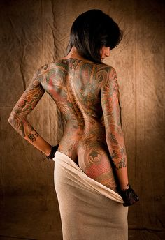Eye-Catching Tattoo Styles For Women ~ Gallery Tattoo