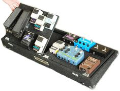 5 Custom Pedalboard Builders You Should Check Out