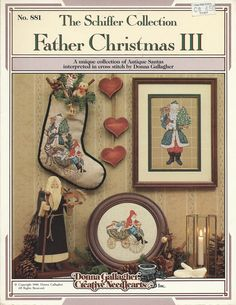 The Schiffer Collection - Father Christmas III