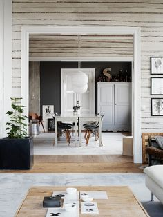 A truly incredible Swedish country home in monochrome | my scandinavian home | Bloglovin'