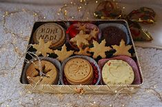 Cookie Recipes, Dessert Recipes, Deserts, Yummy Food, Cookies, Foods, Mascarpone, Recipes For Biscuits, Crack Crackers