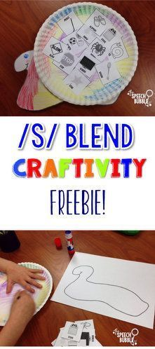 Check out this cute FREEBIE for /s/ blends!