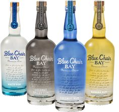 The new rum inspired by the island life of multiplatinum singer-songwriter Kenny Chesney.