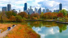 Outono em Chicago #viagem #ny #nyc #ny #novayork