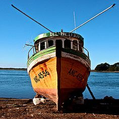Ancud, Chiloe, Chile (themissionaryphoto) Tags: ocean chile sea beach america island pacific south latin chiloe ancud